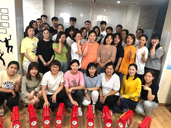 安迅商务团队(三)